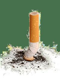 Stub out smoking